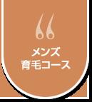 メンズ育毛コース